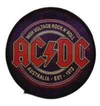 Aufnäher ACDC