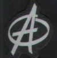 Aufnäher Anarchie