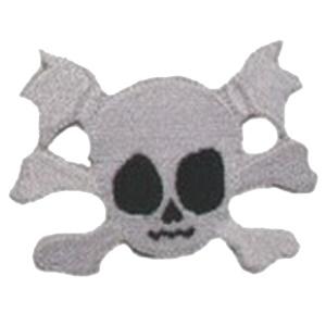 Aufnäher Skull