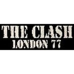 Aufnäher The Clash