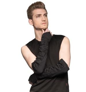 Armstulpen für Männer Queen of Darkness