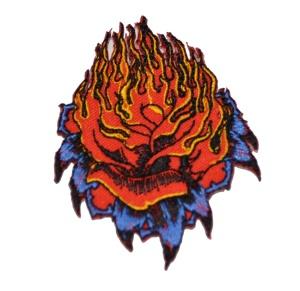 Aufbügler Flamme