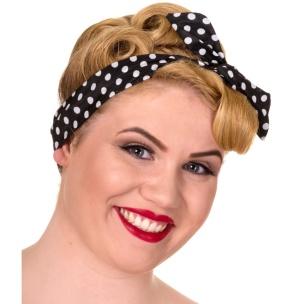 Haarband Schleife