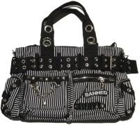 Handtasche gestreift Banned