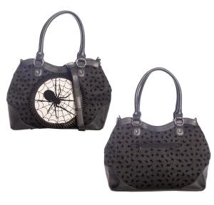 Handtasche Spinne Alternative Wear / Banned