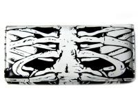 Geldbrieftasche Skelett Alternative Wear
