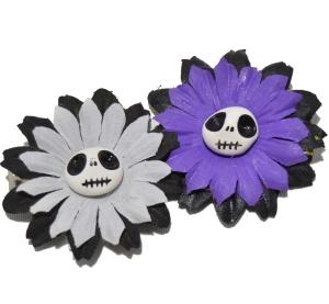 Haarspange Blüte Elmira