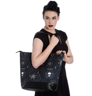 Dark Magic Bag Tasche Occult Hellbunny