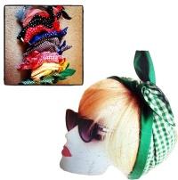 Haarbänder verschiedene Farben Be Bop
