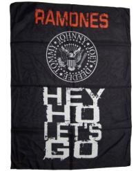Ramones Posterfahne