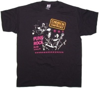 Church of Confidence Punkrock Tshirt