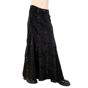 Herren Rock Killernieten Prick Skirt Aderlass