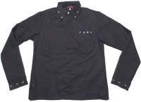 Männerhemd Eye Shirt Fine Denim Aderlass