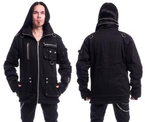 Herrenjacke Arsen Jacket Chemical Black