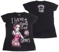 Girl Tshirt Cupcake Thing Cupcake Cult