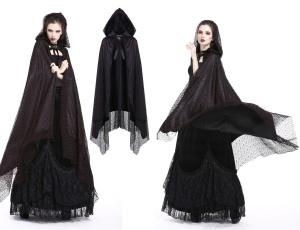 Gothic Cape Dark in Love