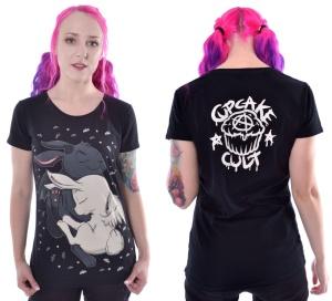Dream Bunny Tshirt Cupcake Cult