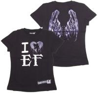 Girl Tshirt Elfen Evil Fairy