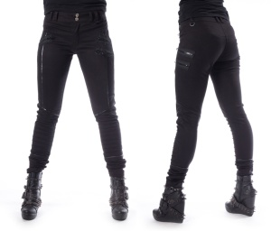 Skinnyjeans Jenna Pant Chemical Black