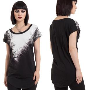 Damen Tshirt Spooky Woods Jawbreaker