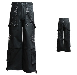 Gothic Baggypant Short Dead Threads