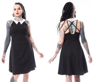 Louise Dress Heartless Wednesday Kleid ärmellos