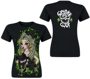 Girl Tshirt Mother Cupcake Cult