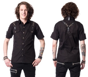 Gothic Hemd Vixxsin