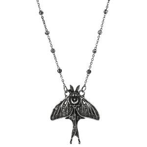 Halskette Moon Moth