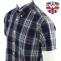 Hemd kurzarm Warrior Clothing Elgar