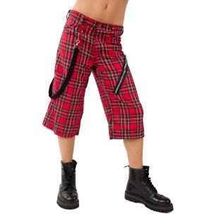 Karohose Straight Short Pant