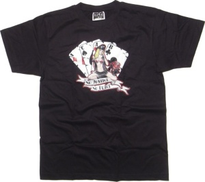 Tshirt ACAB No Justice No Peace