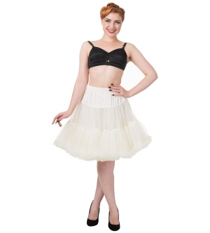 Petticoat weiss Banned