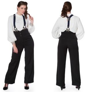 Vintage Hose im Stil der 50iger Jahre