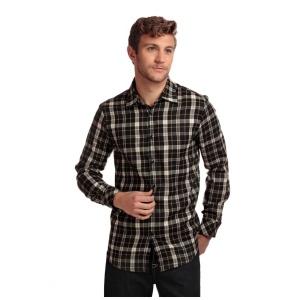 Vintage Männerhemd Hunter Collectif