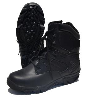 MC Allister Outdoor Boots Delta Force in schwarz