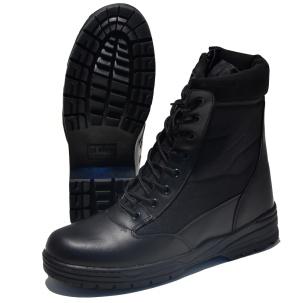 Mc Allister Outdoor Boots Patriot Style in schwarz