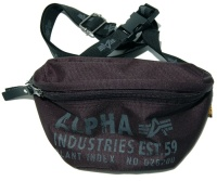 Alpha Industries Gürteltasche Bauchtasche Cargo Oxford Waist Bag