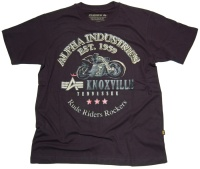 Alpha Industries T-Shirt Rude Riders