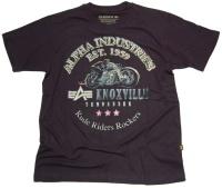 Alpha Industries T-Shirt Rude Riders