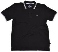 Alpha Industries Polo-Shirt Twin Stripe II