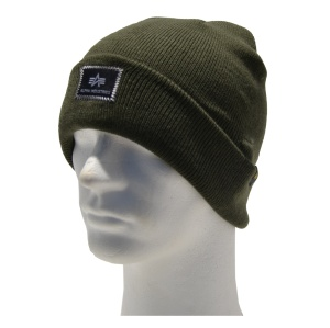 Alpha Industries Strickmütze Beanie X-Fit