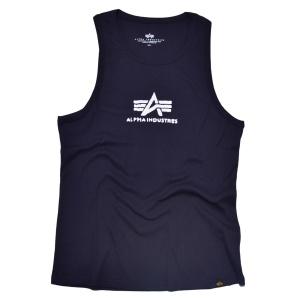 Alpha Industries Logo Tank Muskelshirt Unterhemd 151503