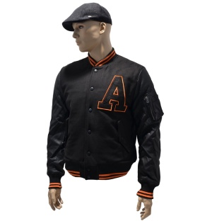 Orginal Alpha Industries College Jacke
