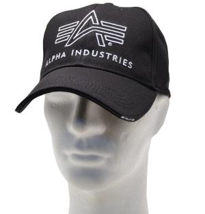 Alpha Industries Cap Logo