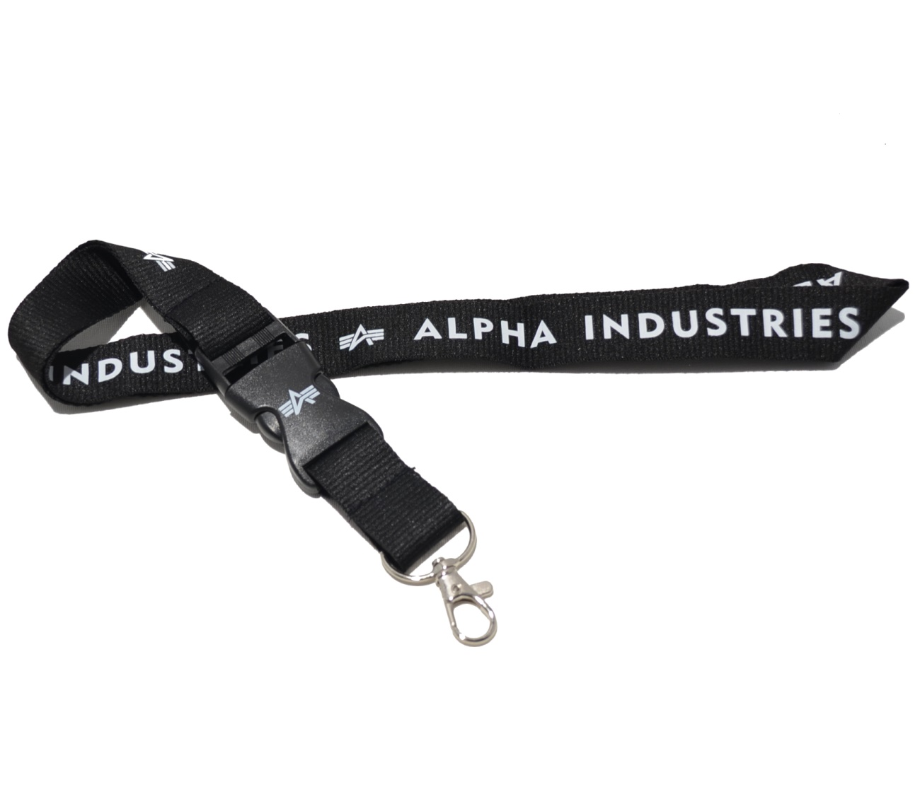 low priced 400f4 bec71 Alpha Industries Schlüsselband Keychain - Alpha Industries bei Ostzone Shop  - www.ostzoneshirts.de