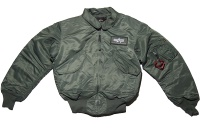 Alpha Industries CWU 45 P Fliegerjacke