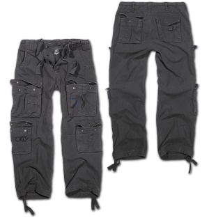 Brandit Pure Vintage Trouser Cargohose 1003