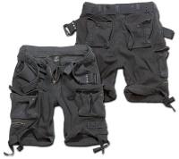 Brandit Short Savage Vintage kurze Cargo Hose im Armystyle bis Übergrösse
