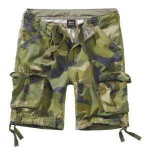 Urban Legend Shorts Armyshort schwedentarn von Brandit